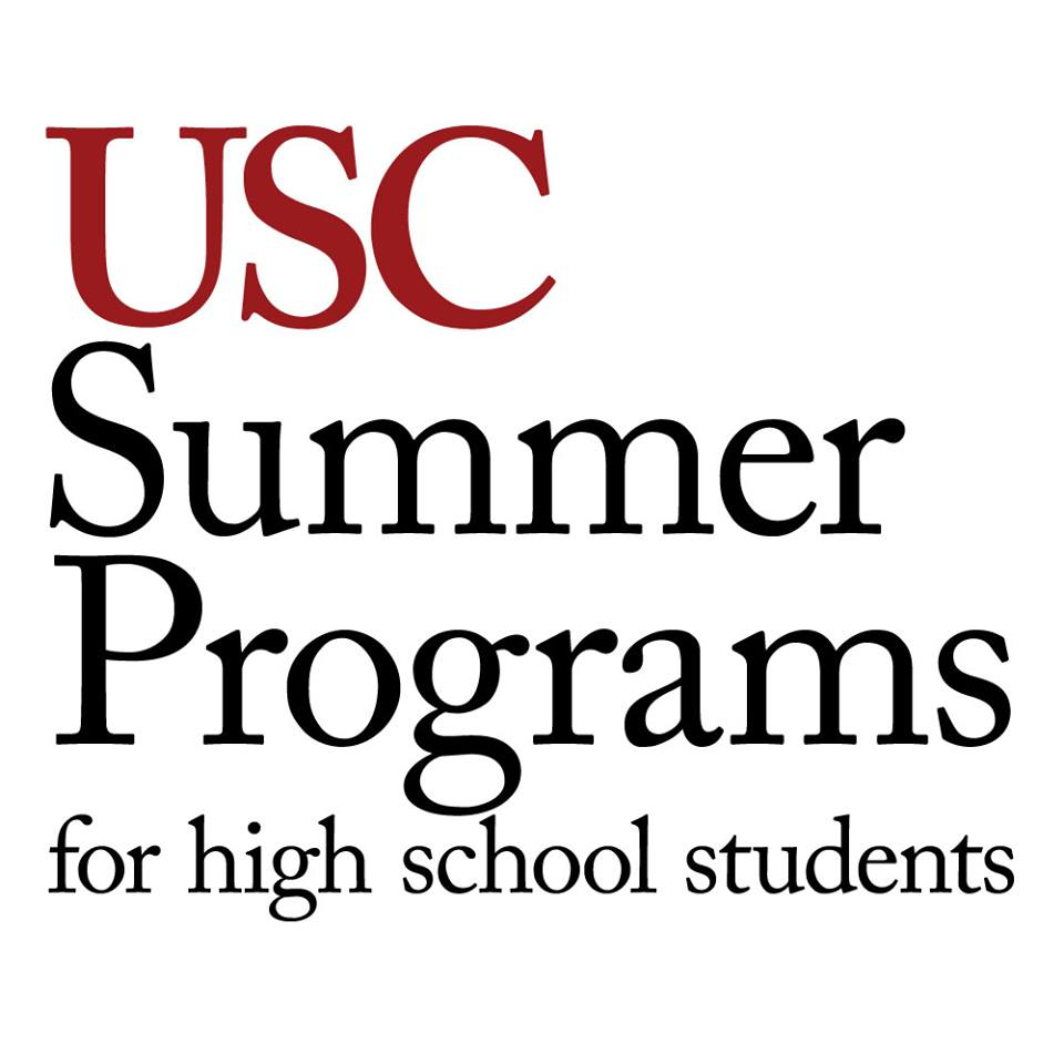 usc summer programs for high school students